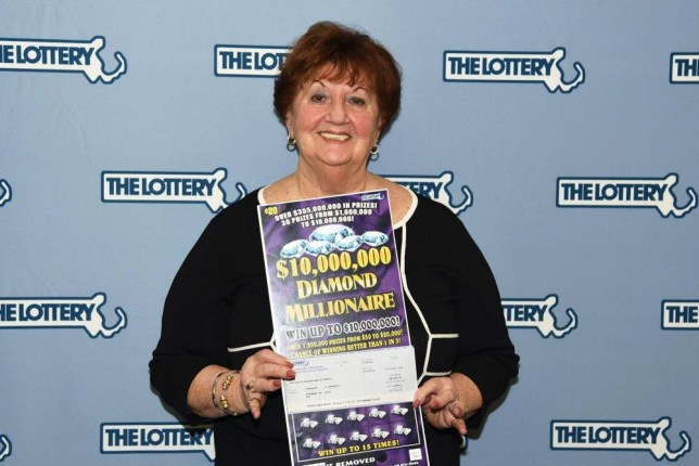 "A Stoneham grandmother won $1 million on a scratch ticket Wednesday at the same ""lucky"" Stop & Shop where she hit a million-dollar jackpot nearly 20 years ago. ""I'm lucky, what can I say?"" Constance Carpenito told the Herald with a laugh. ""You've got to be lucky to win a million twice."" Carpenito - who struck it rich on a $20 Massachusetts State Lottery ""$10,000,000 Diamond Millionaire"" scratch ticket that also offers $1 million payouts - is chalking up her improbable repeat win to her commitment to playing the lottery at her ""lucky"" Stop & Shop on Main Street in Stoneham. Carpenito won $1 million on a $5 ticket purchased at the same supermarket in 1996 - six weeks after winning a $20,000 prize. ""That was the first win - six weeks after that I won the million,"" Carpenito said. ""So now I'm waiting for the next one six weeks from now.""Carpenito chose the cash option on her prize and received a one-time payment of $650,000. The store will receive a $10,000 bonus for its sale. ""Ever since I hit the million I've been playing at my lucky store once a week and it's really paid off,"" Carpenito said. ""Every week I play my $20."" Stop & Shop spokesman Phil Tracey called Carpenito ""one lucky lady."" ""Our new motto is 'My Stop & Shop,'"" Tracey said. ""She really brings 'My Stop & Shop' to life."" Carpenito said she will use her winnings to ensure her three children and five grandchildren have an extra-special Christmas this year. ""I'm planning to help them all have a great Christmas,"" Carpenito said. ""I'll make sure of that."""