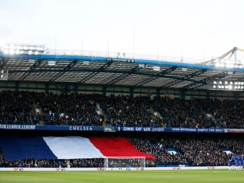In pictures: Premier League clubs pay their respects to Paris attack victims