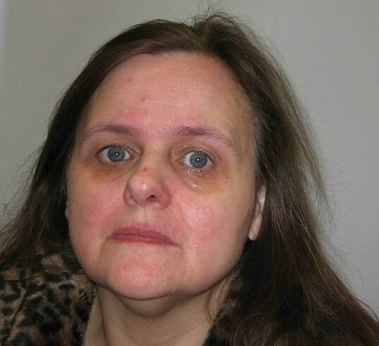 """Pic shows.. [Image: Guilty - Jacqueline Patrick].. .. A wife has admitted trying to murder her husband by poisoning him with anti-freeze concealed in a Christmas tipple of cherry Lambrini... .. Jacqueline Patrick, 54 (30.10.60), pleaded guilty on Thursday, 10 September at Inner London Crown Court to two counts of attempted murder of her husband Douglas - once in October 2013 and once on Christmas Day 2013... .. Their daughter Katherine Patrick, 21 (10.05.94) admitted one count of inciting another to administer a noxious substance. .. .. Investigating officer Detective Inspector Tracey Miller, from Lambeth police, said: """"At a time when a family should be celebrating the festive season, Patrick was plotting how to get rid of her husband once and for all, aided by her daughter..."""