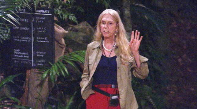 ***EMBARGO, NOT TO BE USED BEFORE 21:00 23rd Nov 2015 - EDITORIAL USE ONLY - NO MERCHANDISING**.. Mandatory Credit: Photo by ITV/REX Shutterstock (5416765gj).. Lady Colin Campbell at dinner.. 'I'm A Celebrity...Get Me Out Of Here!' TV Show, Australia - 23 Nov 2015.. ..