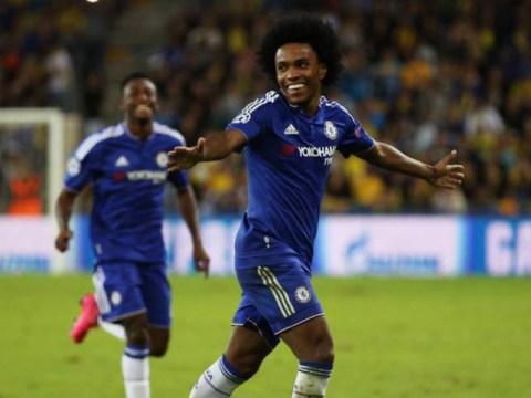 Willian shines bright as Chelsea's lone star in darkest of seasons