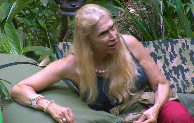 ***EMBARGO, NOT TO BE USED BEFORE 21:00 25 Nov 2015 - EDITORIAL USE ONLY - NO MERCHANDISING*** Mandatory Credit: Photo by ITV/REX Shutterstock (5435688dk) The row - Lady Colin Campbell 'I'm A Celebrity...Get Me Out Of Here!' TV show, Australia - 25 Nov 2015 The angry celeb campers row with each other