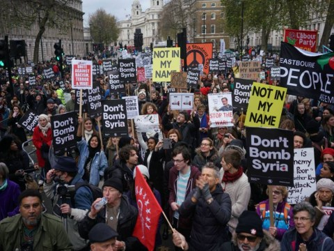 75% of Labour members 'oppose Islamic State strikes in Syria'