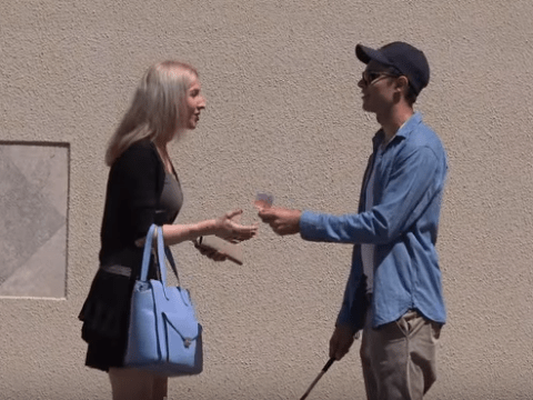 YouTube social experiment about honesty is a hoax
