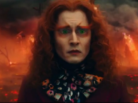 There's no time for tea in bonkers Alice Through The Looking Glass trailer