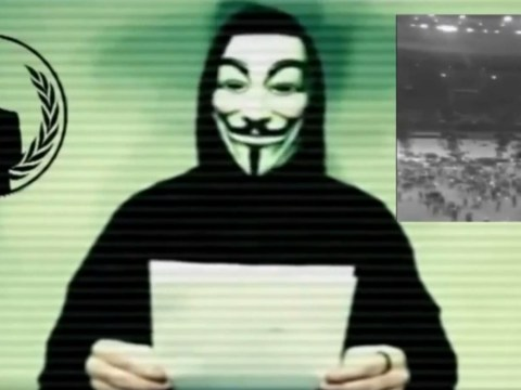 Anonymous 'uncovers Isis terror plot across Paris and the world TODAY'