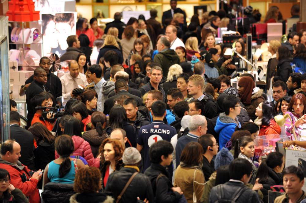 How much will Brits spend during Black Friday 2015?