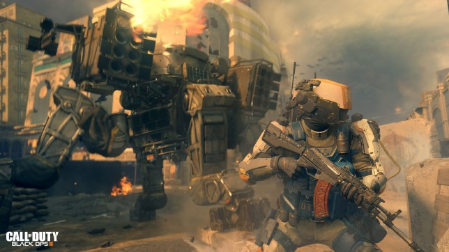 Call Of Duty: Black Ops III (PS4) - the future isn't as much fun as you'd think