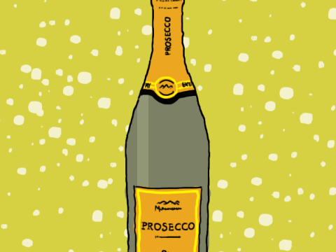 Drinking prosecco is good for you, apparently