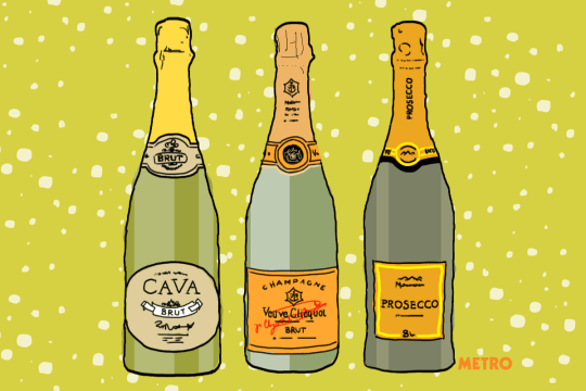 Can people really taste the difference between cava / Prosecco / champagne? (Yvette & maybe Ethan) (Picture: Metro/ Steven Legere)