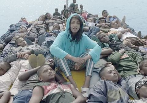 Watch: M.I.A. highlights the refugee crisis in hard-hitting new music video for Borders