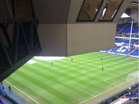 Chelsea fan pays £53 for ticket v Tottenham Hotspur – and this is the view they had of the game