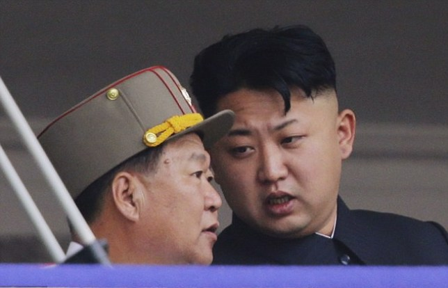 Choe Ryong-Hae was one of Kim Jong-Un's most trusted confidantes (Picture: Reuters)
