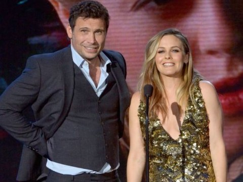 Elton and Cher from Clueless totally reunited at the American Music Awards 2015