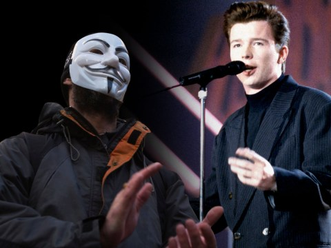 Anonymous wants us to troll ISIS with Rick Astley tweets