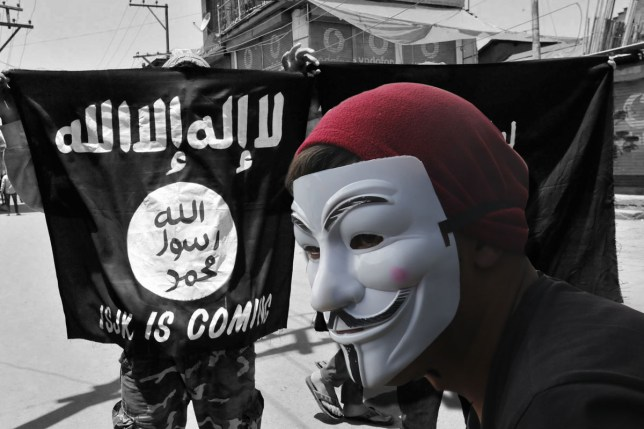 Anonymous accused of naming innocent people in their war on Isis