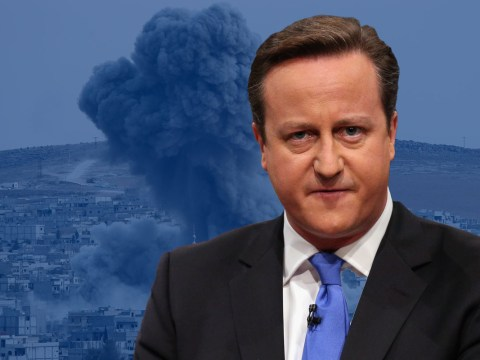 David Cameron sets out plans for Syria air strikes