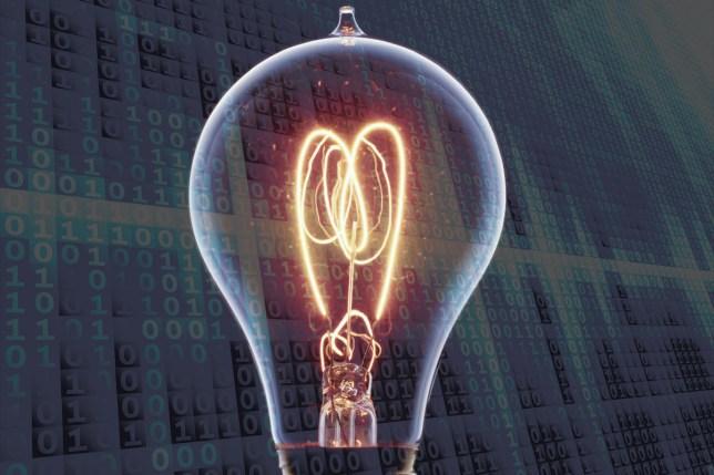 Li-Fi illustration