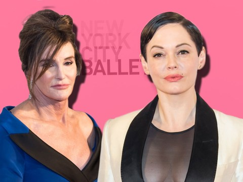 Rose McGowan slams Caitlyn Jenner for Glamour Awards comments: 'You don't know what being a woman is all about'
