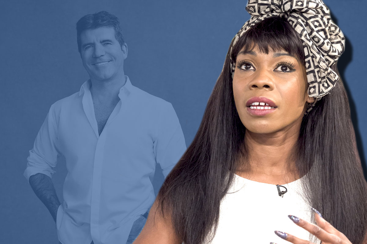 Bupsi Brown blames Simon Cowell's laziness and bad song choice for her X Factor exit