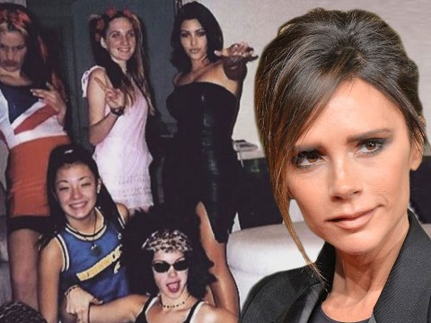 Kim Kardashian's Posh Spice outfit approved by actual Posh Spice Victoria Beckham