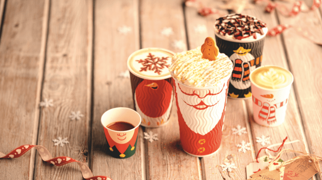 Costa Christmas Drinks 2015 Are Here As They Launch Festive