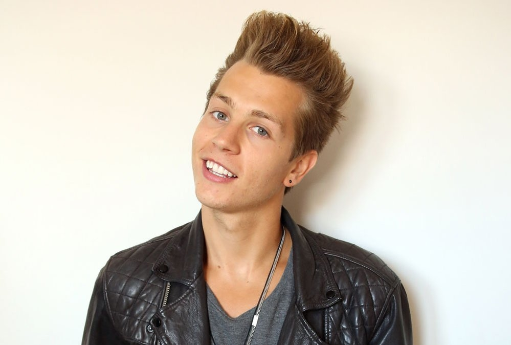 The Vamps' James McVey makes cheeky bid for I'm A Celeb spot after Twitter prank