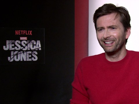 David Tennant 'didn't think about' Gracepoint failure when returning to US screens with Jessica Jones