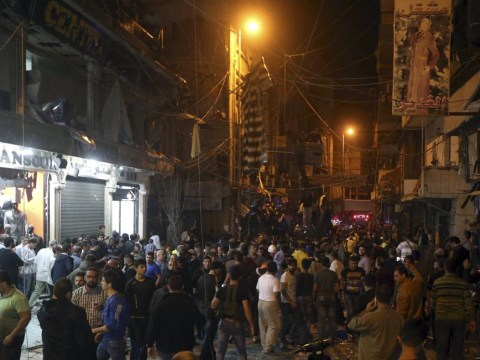 At least 43 dead and 240 injured in Isis suicide bombings in Beirut