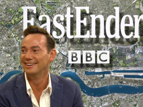 Craig Revel Horwood was a special guest on EastEnders last night