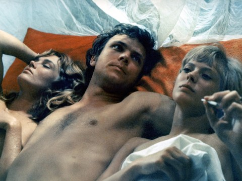 Get ready for a three for all: Why a French film about a threesome has got everyone talking