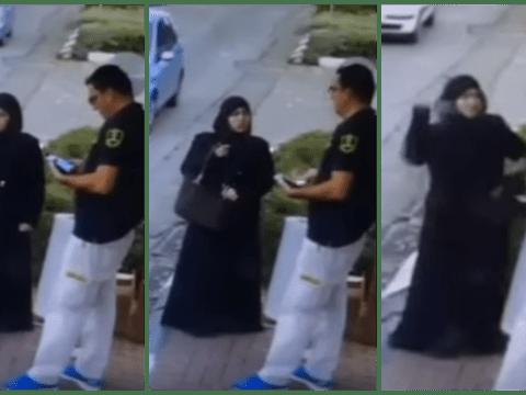 Woman shot after stabbing Israeli security guard