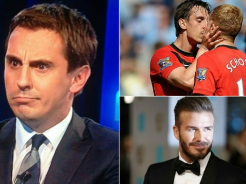 Manchester United legend Gary Neville beats David Beckham to be named Sexiest Man Alive