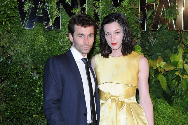 Porn star James Deen and Stoya attend Vanity Fair Celebrate 10th Anniversary during the 70th Venice International Film Festival (Picture: Jacopo Raule/Getty)