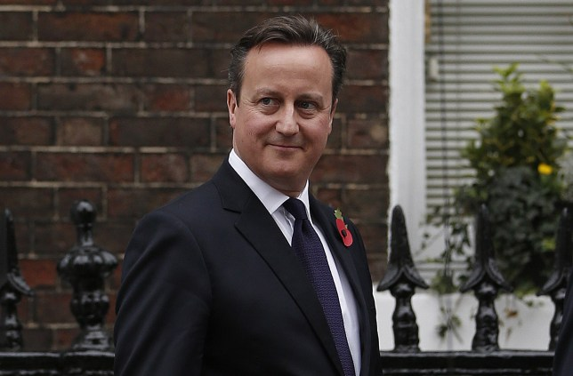 The Prime Minister will attend tonight's match (Picture: AFP/Getty)
