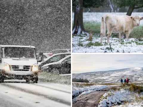 Cold weekend signals possibility of a white Christmas