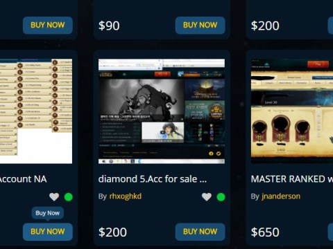 Is account trading ruining online gaming? – Reader's Feature