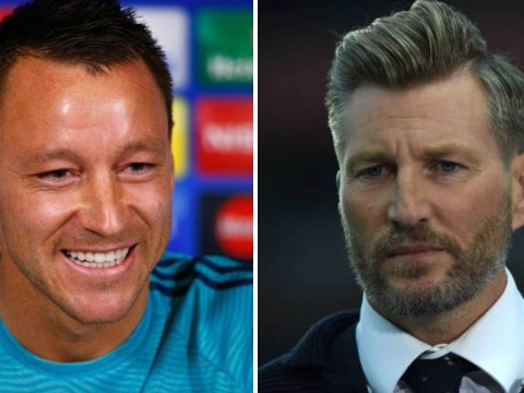 Robbie Savage hits back at Chelsea captain John Terry over personal attack