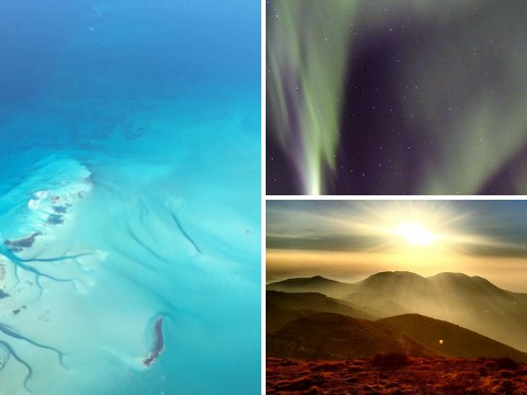 7 stunning places around the world that need #NoFilter