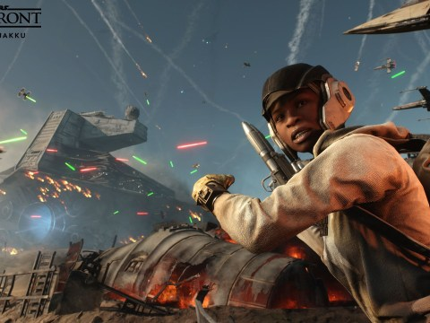 Games Inbox: Battle of Jakku review, Super Smash Bros. vote, and Gravity Rush Remastered