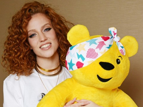 Jess Glynne is doing the Children In Need 2015 single and everyone's loving it