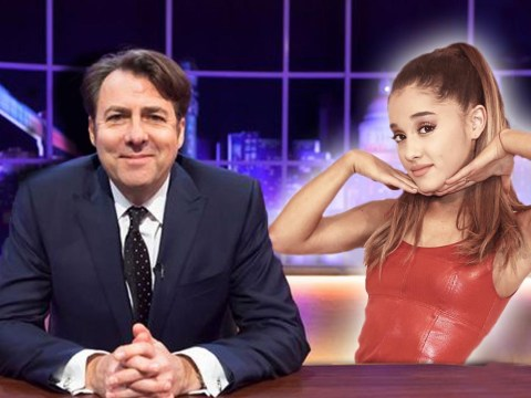 Jonathan Ross calls Ariana Grande a 'lazy f***er' after she fails to turn up to his show