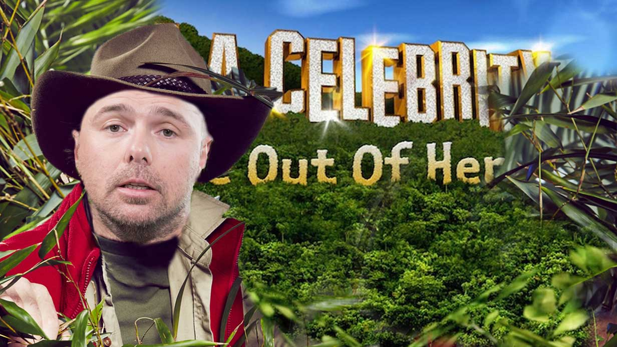 Lots of people are betting on Karl Pilkington winning I'm A Celebrity