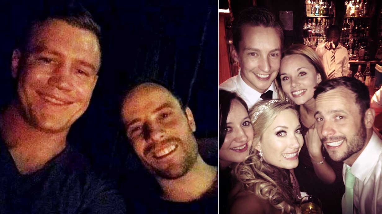Oscar Pistorius pictured for the first time since leaving prison