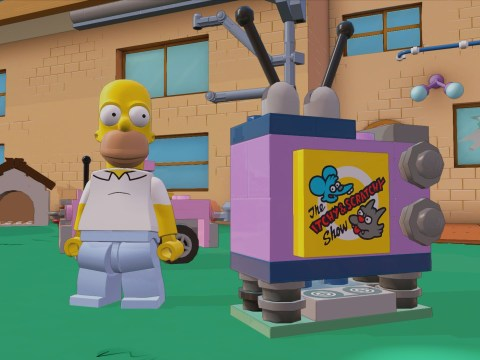 My dream Lego The Simpsons video game – Reader's Feature