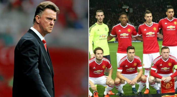 Manchester United star only half the player because of Louis van Gaal's bad management and tactics – report