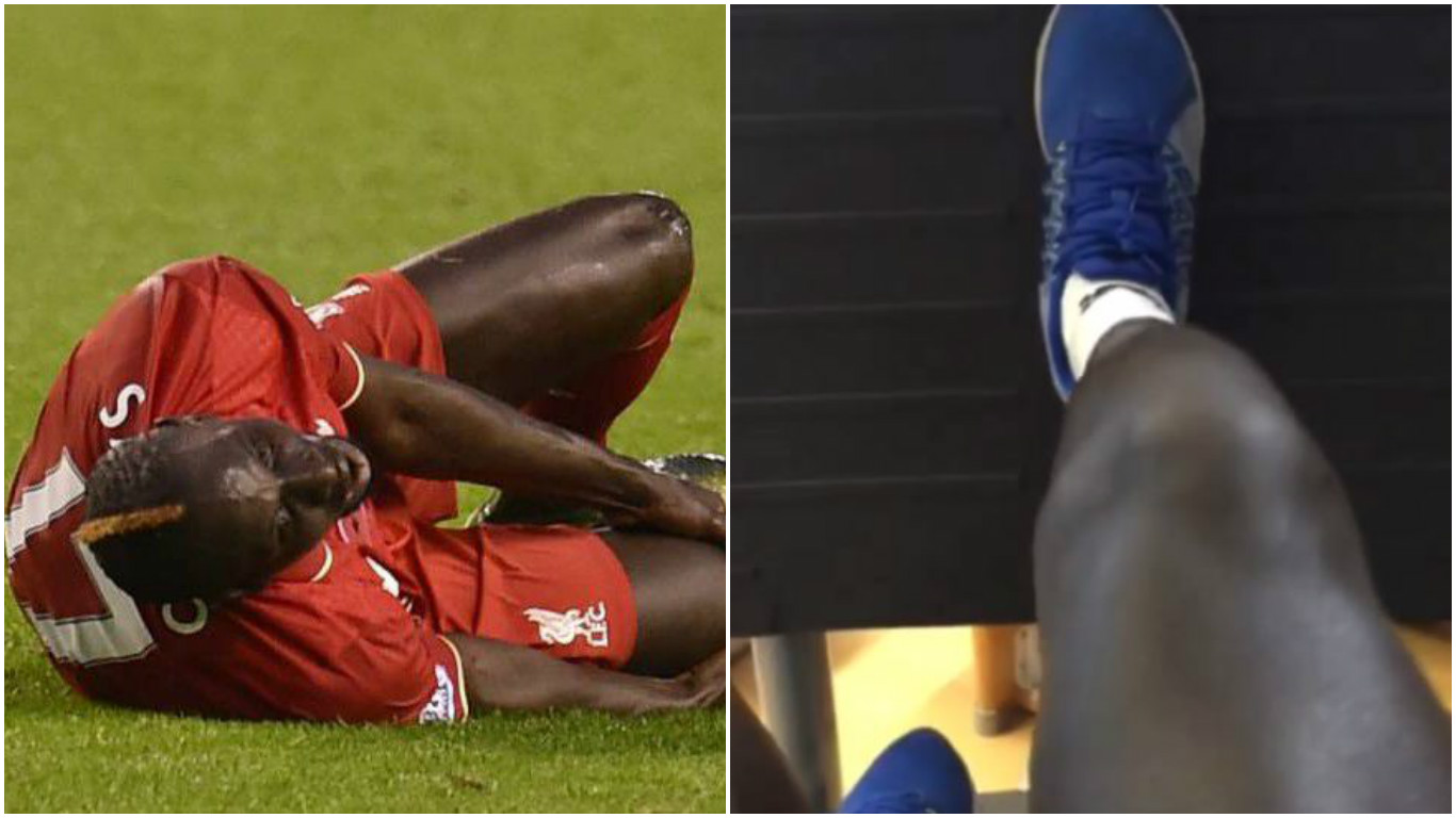 Liverpool's Mamadou Sakho posts injury update on his road to recovery