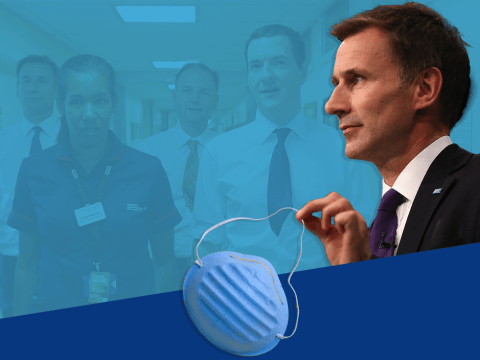 Turns out the government does want our opinion on the NHS changes – they just didn't think to mention it