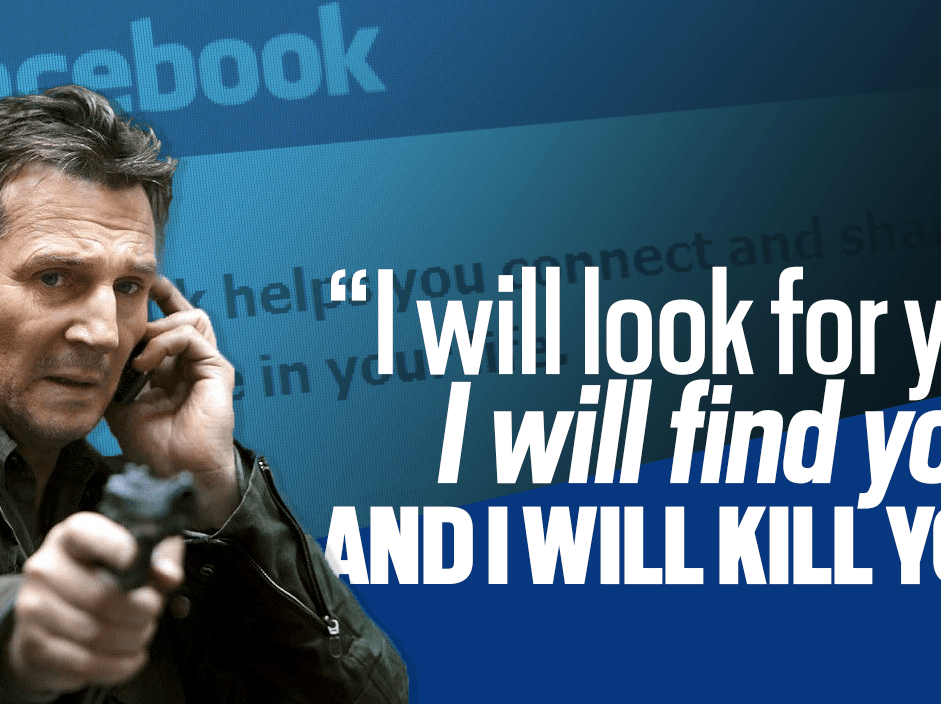 Student can't complete medical school because he quoted Liam Neeson on Facebook
