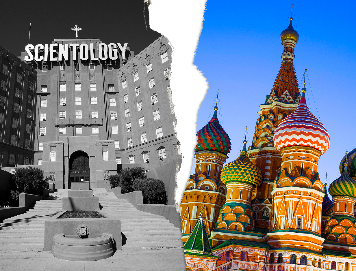 Russia bans Scientology, claiming it is not a religion